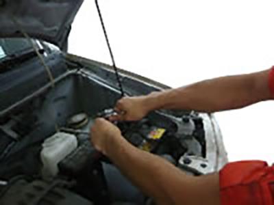 バッテリー交換の出張サービス