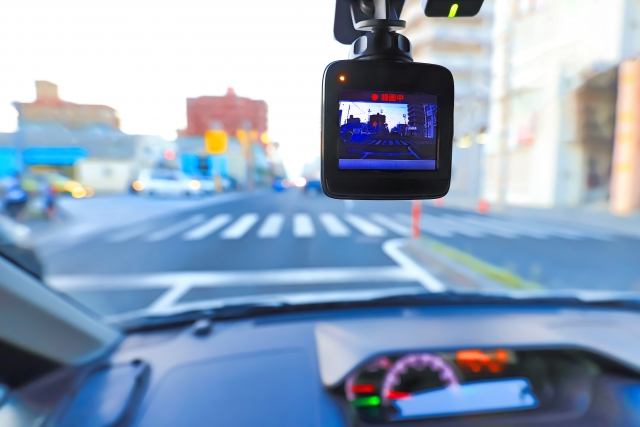 ドライブレコーダーのイメージ